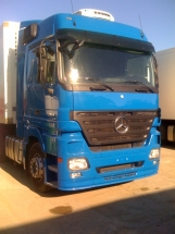 МB Actros 1844 Mega Space
